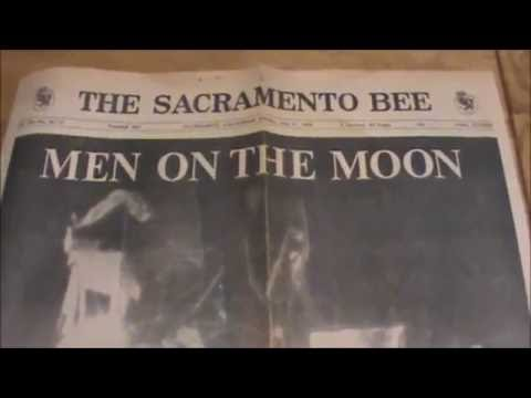 The Sacramento Bee  - Men on the Moon