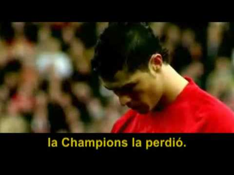 La cancion de CR7