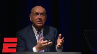 Dick Vitale's emotional speech while joining Sports Broadcasting Hall of Fame