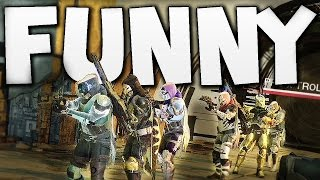 Destiny - FUNNY VIEWER CRUCIBLE !!
