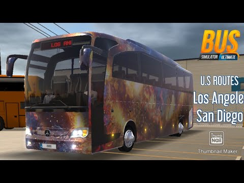 new-trip-to-san-diego,-bus-simulator-ultimate,-|merce_benz-travago|selecon-valley,-arkatgames