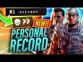 NEW PERSONAL KILL RECORD - COD Black Ops 4 Blackout Gameplay