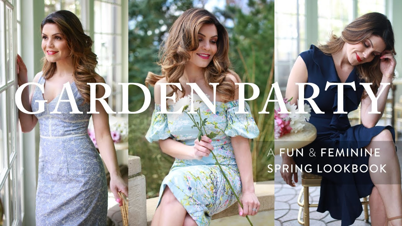 Garden Party: A Spring Lookbook 7