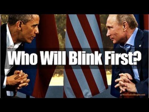 "Putin-Lavrov Warn the U.S.-NATO: ""We Will Not Back Down!"""