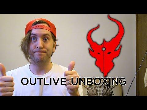 "Demon Hunter ""Outlive"" Deluxe Set unboxing"