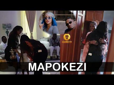 LIVE:Mapokezi ya TANASHA Nyumbani kwa kina DIAMOND,akutana na Mama Diamond,Esma na wanafamilia we