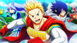 Who Are The Big 3 Students At U.A High - My Hero Academia Season 3 Students & Quirks Explained