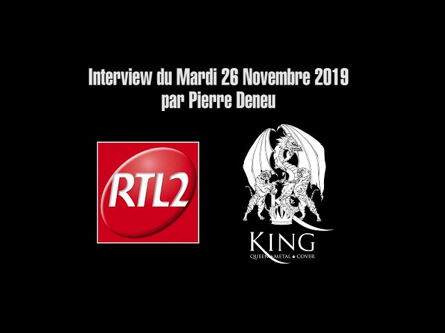 KING Interview RTL 2