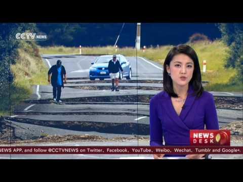 BREAKING NEWS: MASSIVE EARTHQUAKE & AFTERSHOCKS HIT NEW ZEALAND - PROPHET DR. OWUOR
