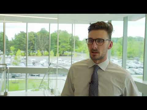 Jack Burtis '15, revenue integrity analyst at WMCHealth