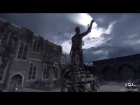 Whitby Abbey 3D fly-through - DMU Game Art