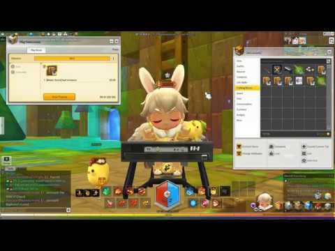 Making music on Maplestory 2 for dummies