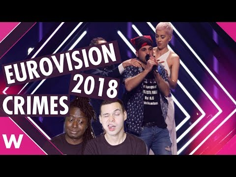 Eurovision 2018: Review of the top crimes and jury-televote wrongs