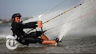A Quest to Reclaim the World Speed Record: Kite With the Wind | The New York Times