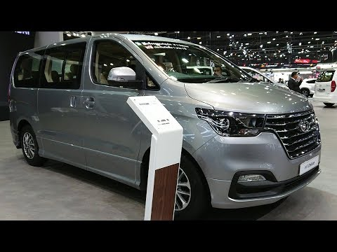 2019 Hyundai H1 Facelift 2.5 CRDi / In Depth Walkaround Exterior & Interior