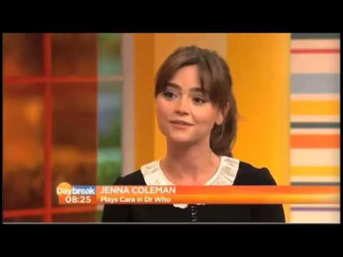 Daybreak  Jenna Coleman   The Day of the Doctor