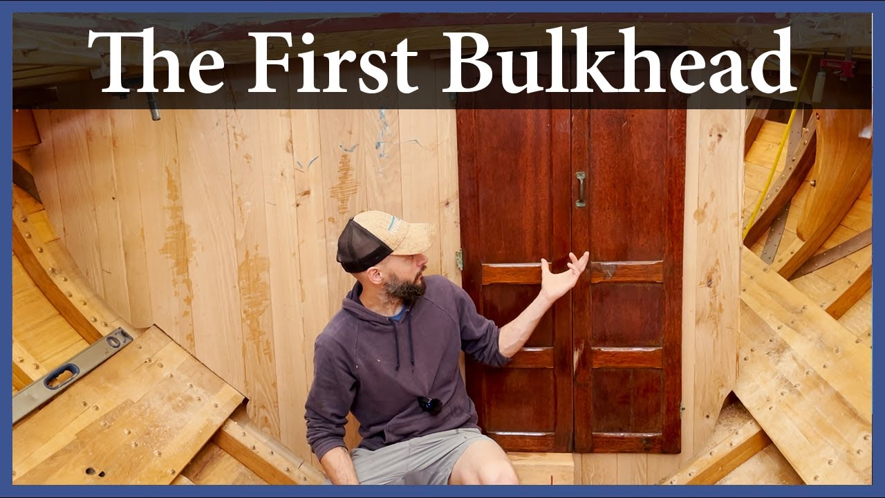The First Bulkhead - Episode 173 - Acorn to Arabella: Journey of a Wooden Boat
