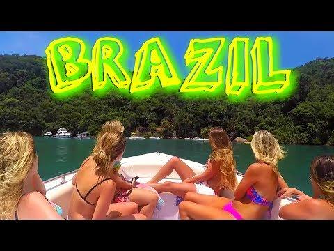 GoPro HERO 5   AMAZING BRAZIL TRIP   2017