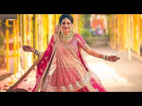 12 Stylish And Modern Ways To Drape Your Bridal Dupatta | ShaadiWish
