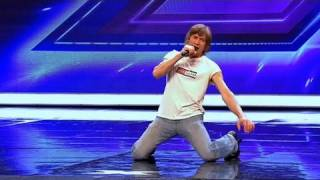 Graham Bennett's audition - The X Factor 2011 - itv.com/xfactor