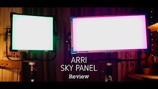 Arri Skypanels Review - Arri S60-C and Arri S30-C