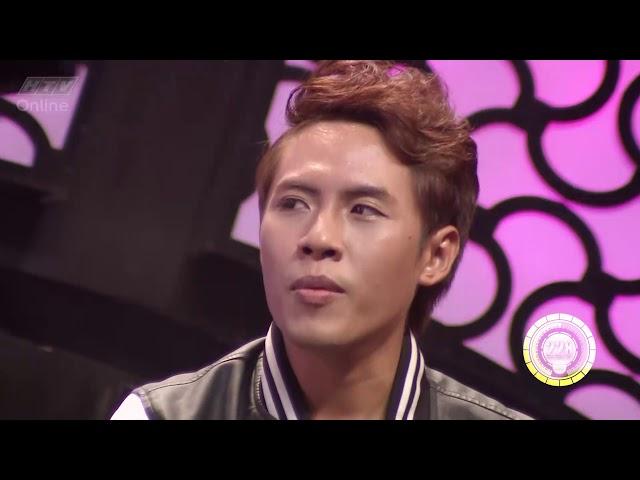 Vũ Thịnh tỏ tình với Minh Xù   HTV NHẠC HỘI SONG CA MÙA 2  NHSC #2