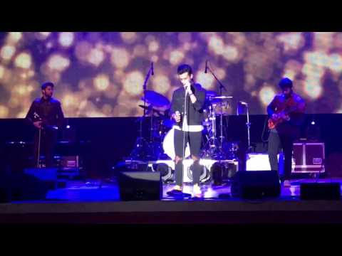Atif Aslam   Live In concert   May 2017   Leicester (UK)  