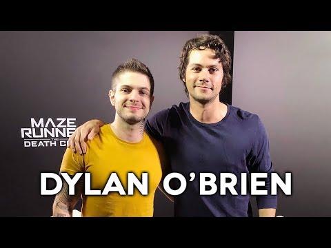 DYLAN O'BRIEN  Maze Runner: A Cura Mortal!