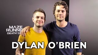 DYLAN O'BRIEN - Maze Runner: A Cura Mortal!