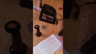 видеообзор на мясорубку REDMOND RMG-1229