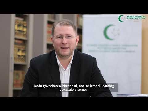 Poziv vjernicima (4) - Ne poništavajte sadaku - doc. dr. hafiz Kenan Musić