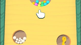 Sand Balls - Puzzle Game | Gameplay Walkthrough | Leve 1 to 12 screenshot 1