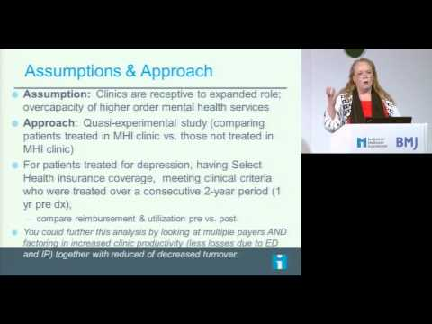 2013 London - Finding waste, optimising cost, improving quality (part 1) - Kathy Luther
