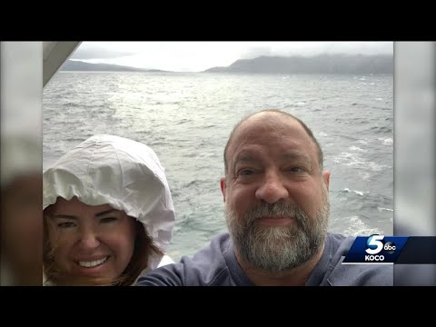 Oklahoma couple stranded on cruise ship off coast of Chile because of COVID-19 concerns