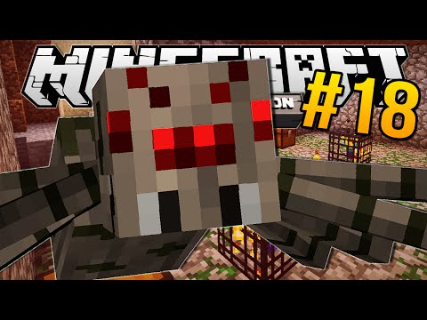 Minecraft Pocket Edition | DISMANTLE THE DUNGEON!! | #18