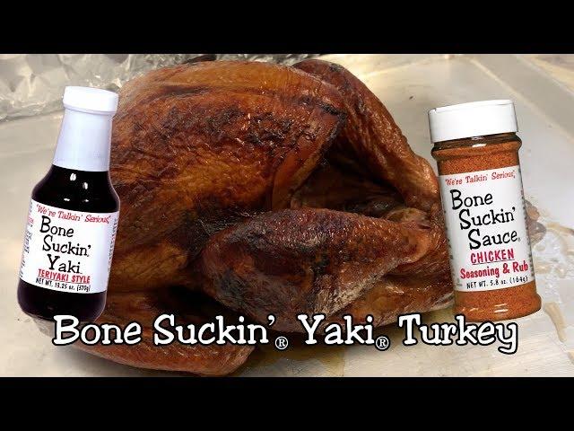 Bone Suckin' Yaki Turkey Recipe
