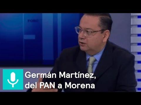 Germán Martínez, candidato plurinominal de Morena, habla en Despierta  - Despierta con Loret