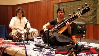 Anupama Bhagwat at Amado Recital Hall 9.14.12 Raag Behag