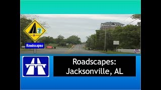 Roadscapes: Jacksonville Alabama
