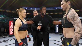UFC 4 - Ronda Rousey vs. Megan Ande...