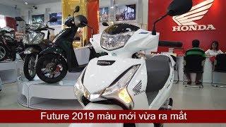 Giá Future 2019 màu trắng mới ra mắt & tư vấn trả góp   Mekong today