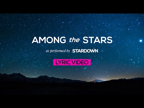 Stardown - Among the Stars (LYRIC VIDEO)