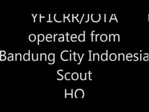 YF1CRR/JOTA, 2015 58th. International Jamboree on the Air & Indonesia JOTA Nasional ke-78
