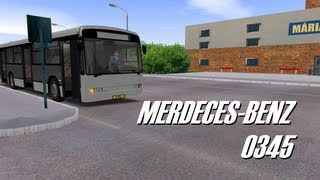OMSI - Mercedes-Benz O345
