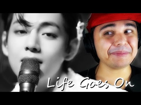 BTS (방탄소년단) 'Life Goes On' Official MV Reaction