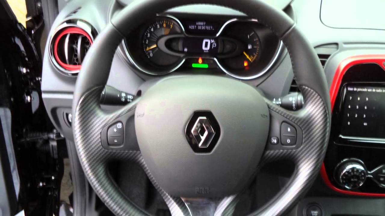 renault captur 1 2 tce xmod youtube. Black Bedroom Furniture Sets. Home Design Ideas