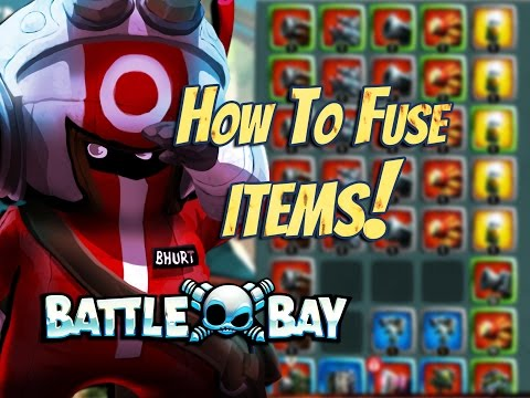Battle Bay Fusing Tutorial – Rovio's Real Time, Multiplayer Online Battle Arena MOBA