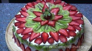 видео рецепты торта дамские пальчики