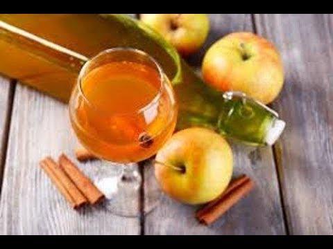 Apfelessig zur Gewichtsreduktion Fasten mit