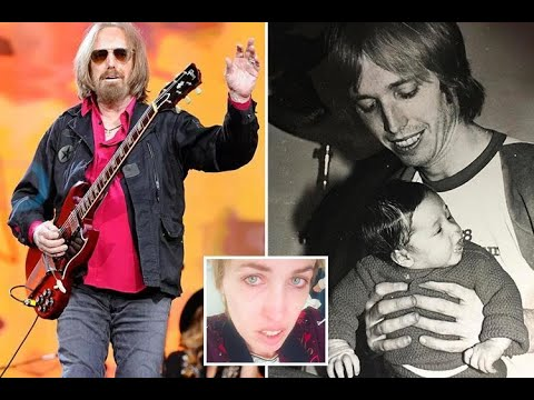 Tom Petty's Daughter Posts Heartbreaking Pics With Her Dad As She Pays Tribute To Singer Who Died Ag